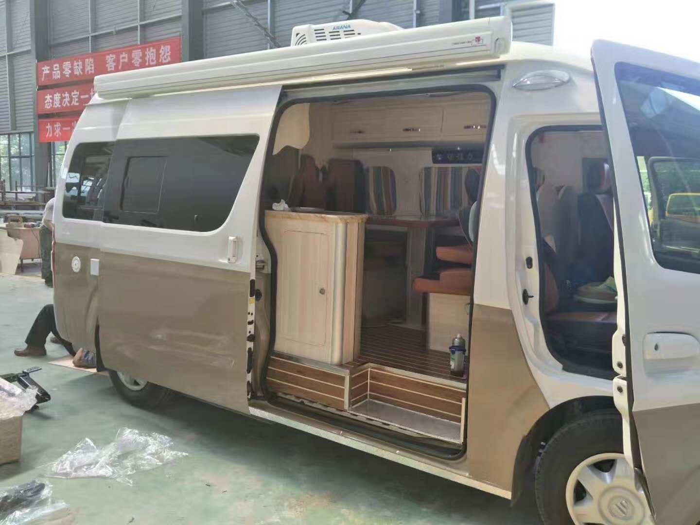 滨州北汽福田风景房车产品图片