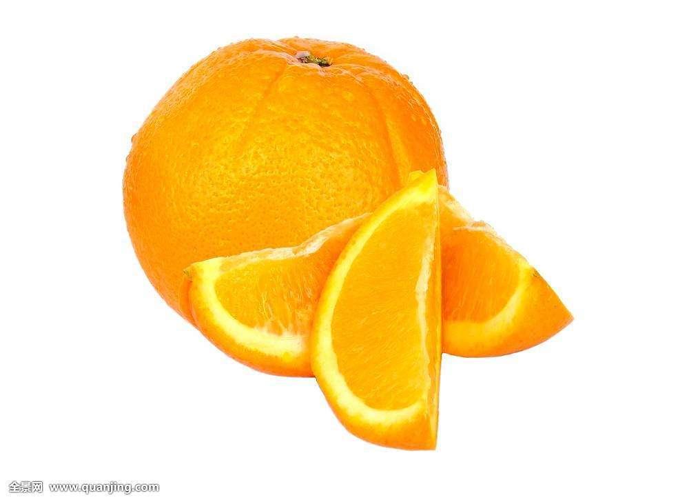橙子彩铅画步骤