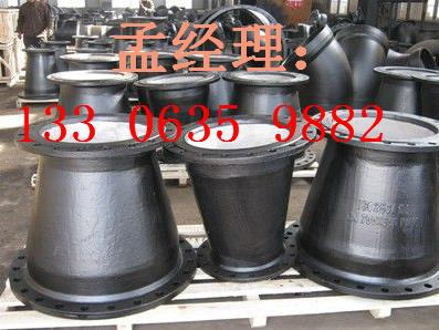 酒泉球墨鑄鐵管供水管網生產廠家