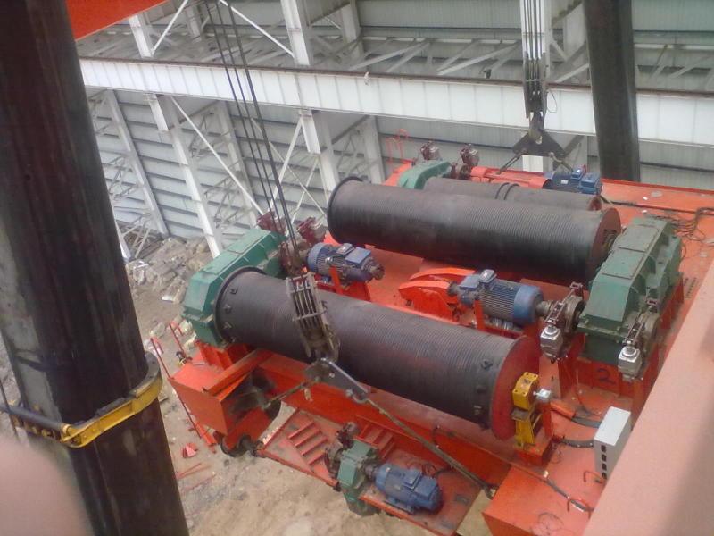 新闻:出口ElSalvador萨尔瓦多Bridgeerectingmachine