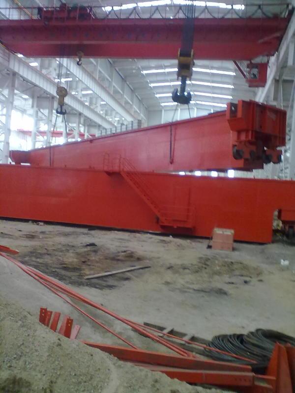 新聞:出口Rowcrane水閘用電動葫蘆√噪音低