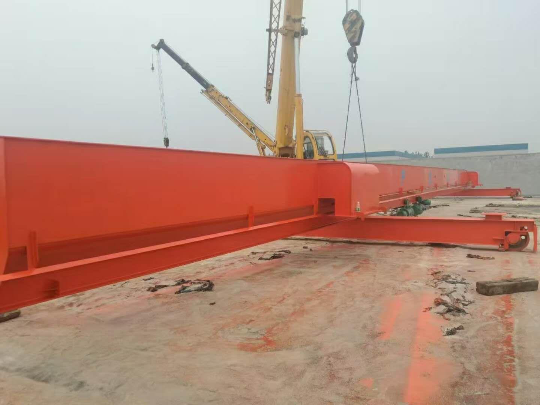 昌都洛隆县二手60吨门机桥机起重机回收市场