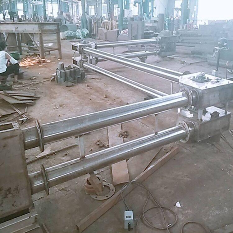 梧州碳酸氢氨管链输送机结构厂家批发