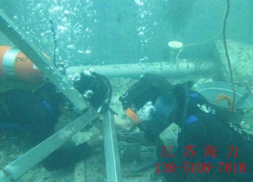 北京市钢板桩水下切割单位单位作业