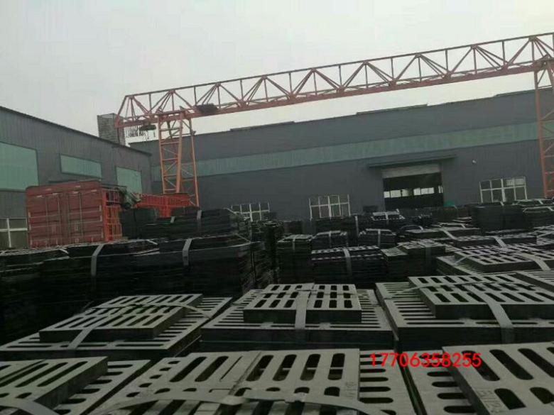 450*750方形球墨铸铁溢流井濮阳市厂家