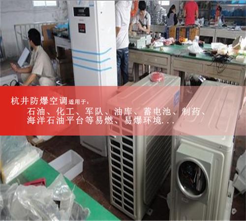 蓄电池室防爆空调案例图