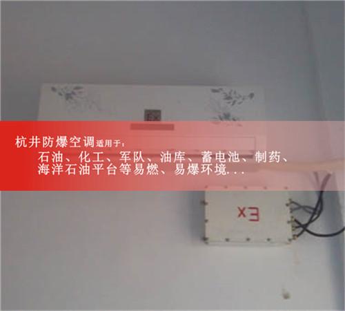 鞭炮仓库防爆空调图片