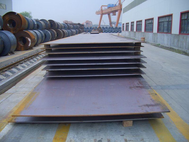 新乡Q235E钢板供货速度快