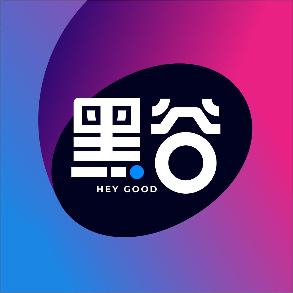 厦门黑谷网络科技有限公司Logo