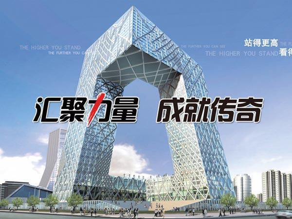 北京中視百納國際廣告有限公司Logo