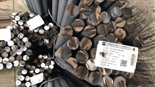 商丘虞城M25精轧螺纹钢加工中心