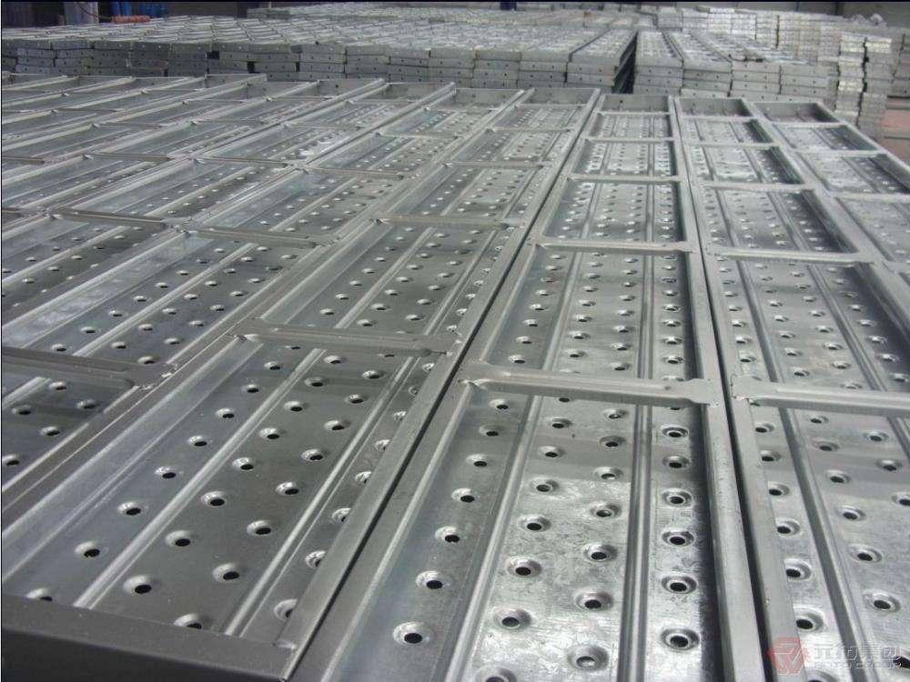 广元3米*25公分镀锌钢跳板厂家直销