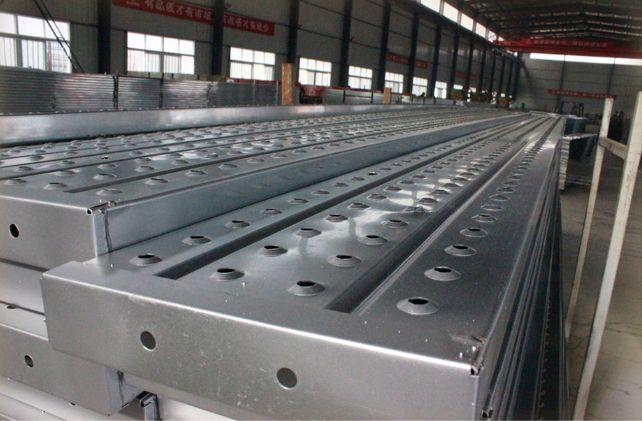 四川3米*25公分镀锌手脚板/制造厂