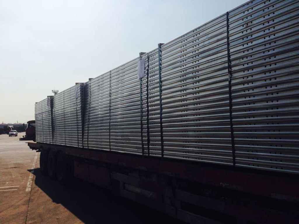 南岸区3米*25公分镀锌钢跳板生产厂家