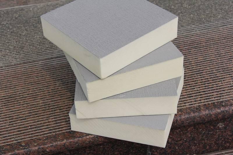聊城聚氨酯保温板施工方案施工工艺厂家讲解