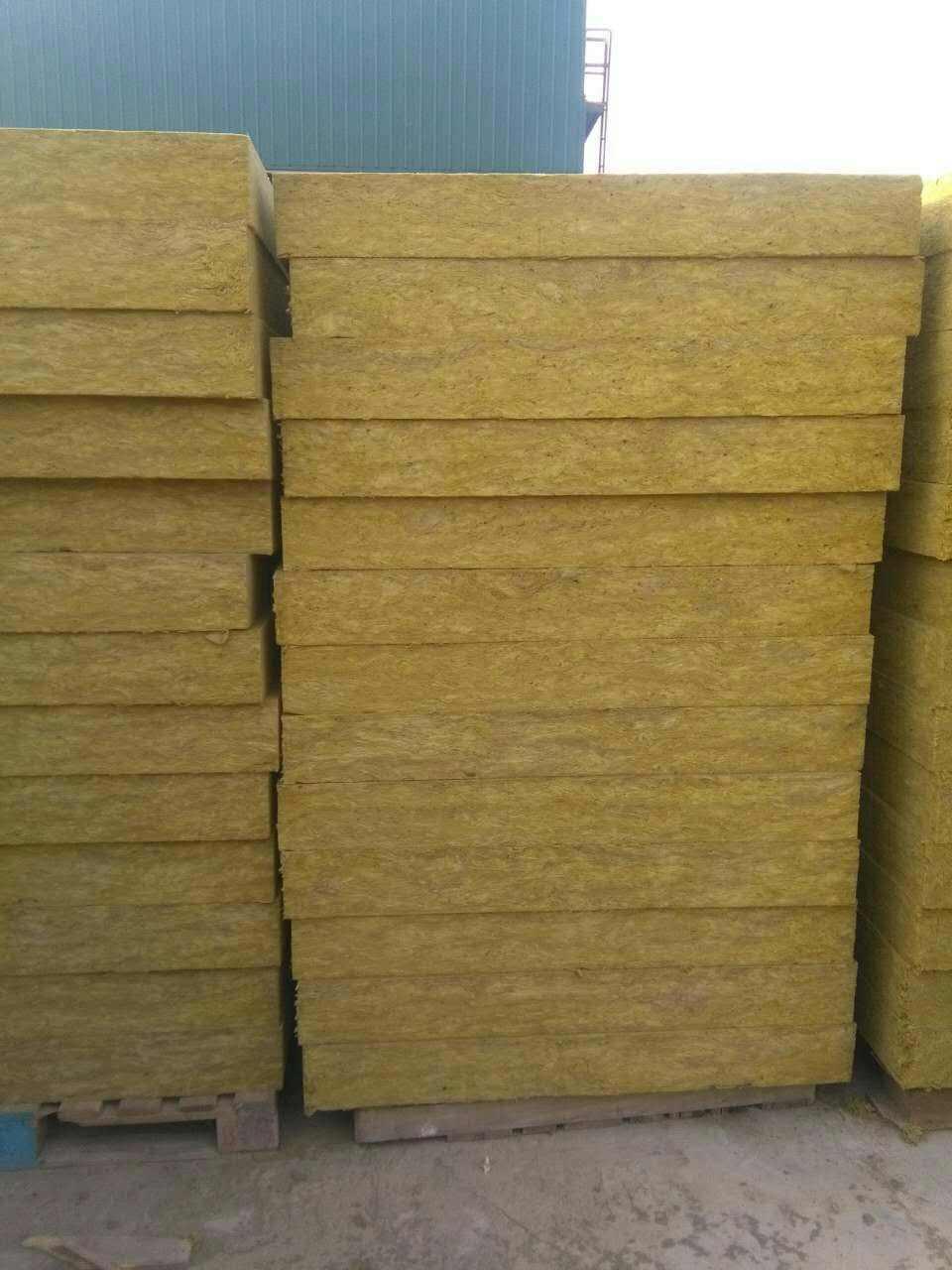 山东烟台栖霞岩棉复合板规格型号