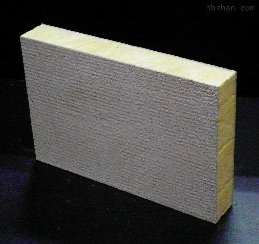 山东菏泽外墙岩棉板技术指标