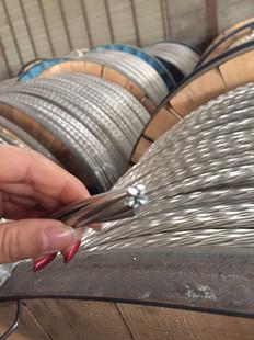 宁夏青铜峡市GJ钢芯铝绞线价格*型号齐全