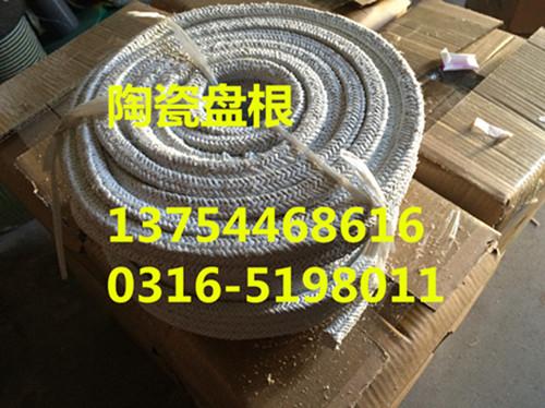 灵台县陶瓷纤维编织布,锆铝陶瓷纤维布厂家