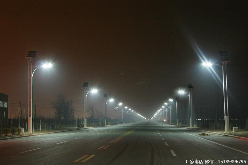 宝山区光伏太阳能路灯