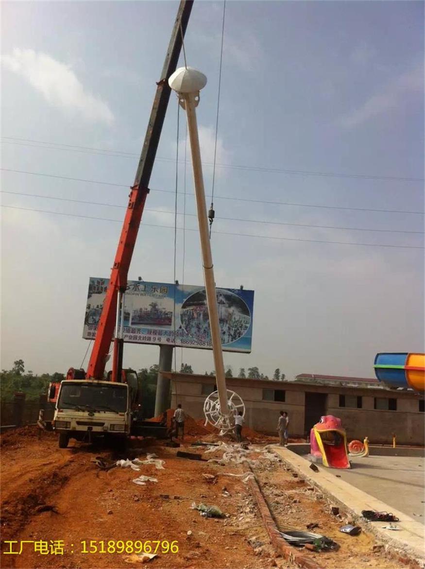 九江市12米太阳能路灯杆