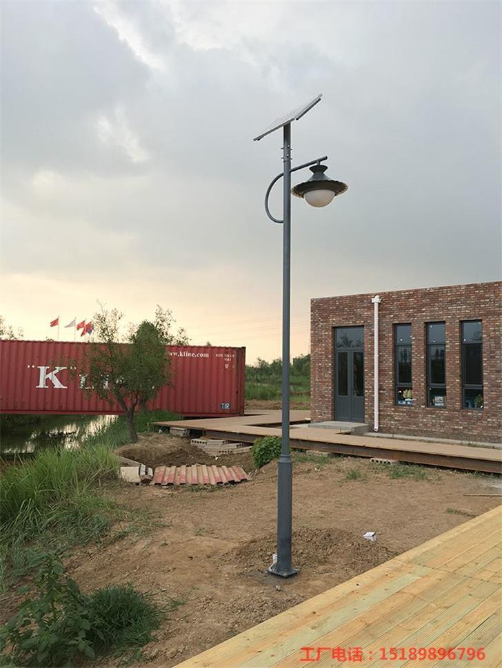 和田地区不锈钢太阳能路灯