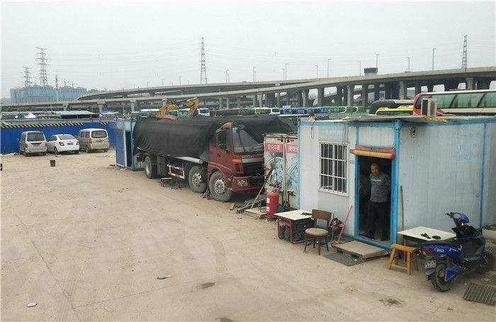 广西崇左到运城永济9米6平板高栏车出租设备运输
