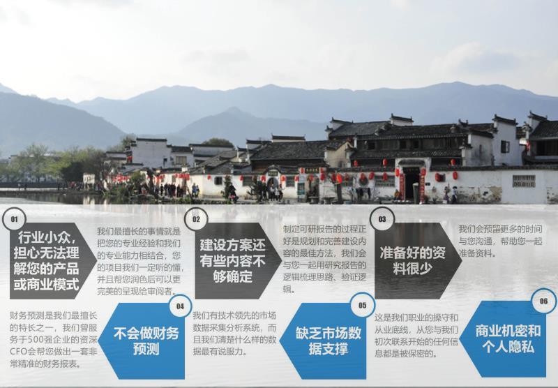 黄山编写项目项目申请报告※编制