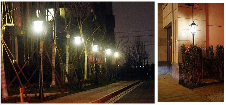 巫溪县40瓦LED路灯