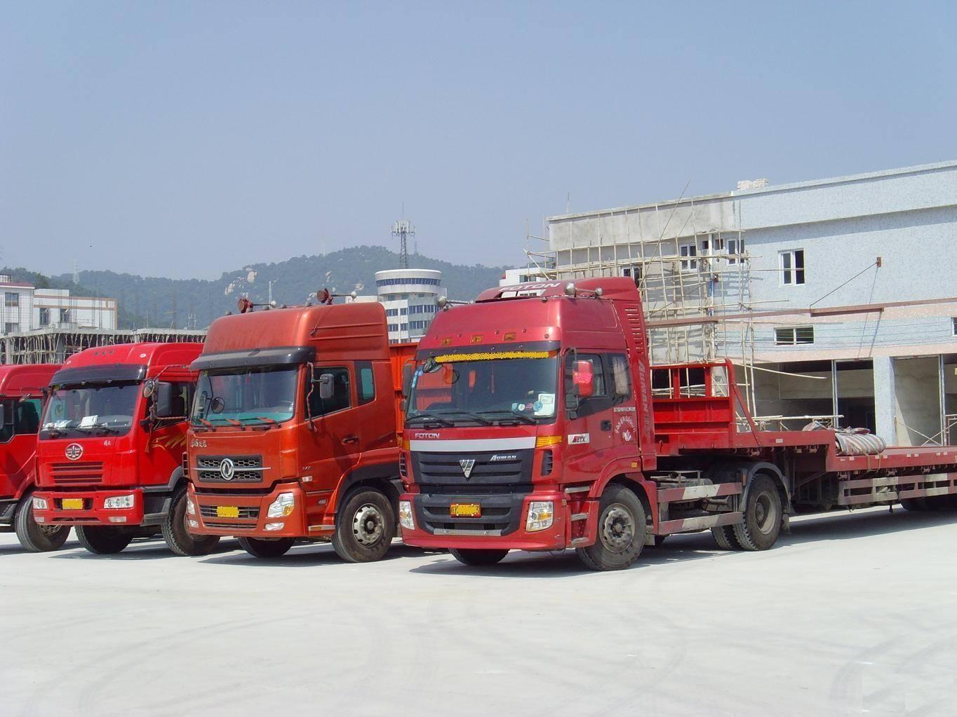 广西来宾到绥化望奎6米8高栏车回程车出租物流运输