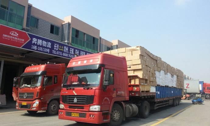 广西来宾到广元苍溪13米17米5平板出租物流车队