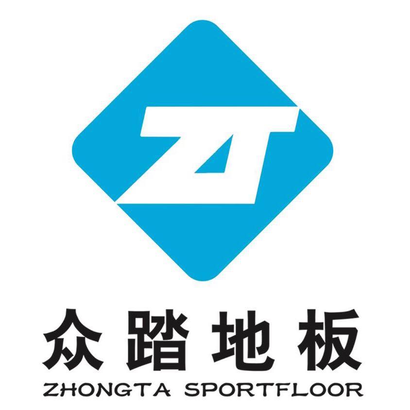 石家庄众踏地板科技有限公司Logo