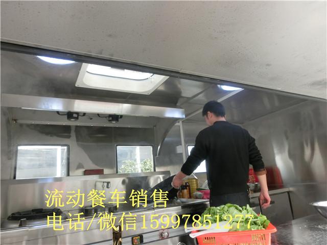 红白喜事餐车设备农村婚宴酒席餐车经销商