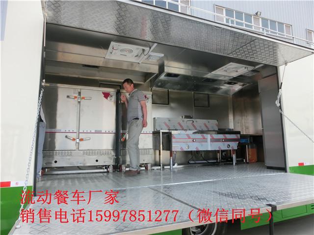 国5流动餐车湖北俊浩流动餐车