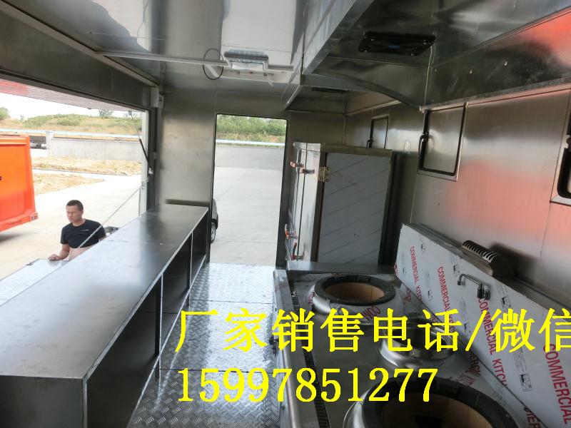 锐铃流动餐车东风多利卡流动餐车加盟