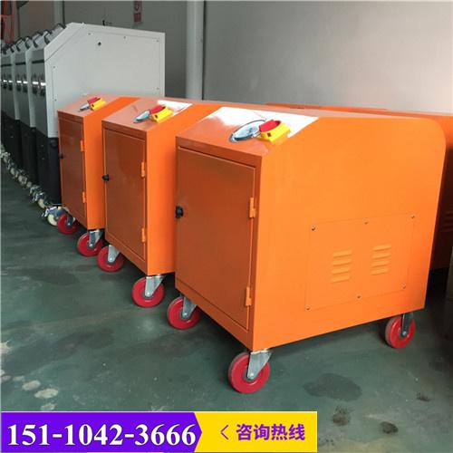 江苏靖江HBV-80型预应力压浆真空泵效率