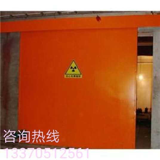 果洛防辐射铅门厂家价格