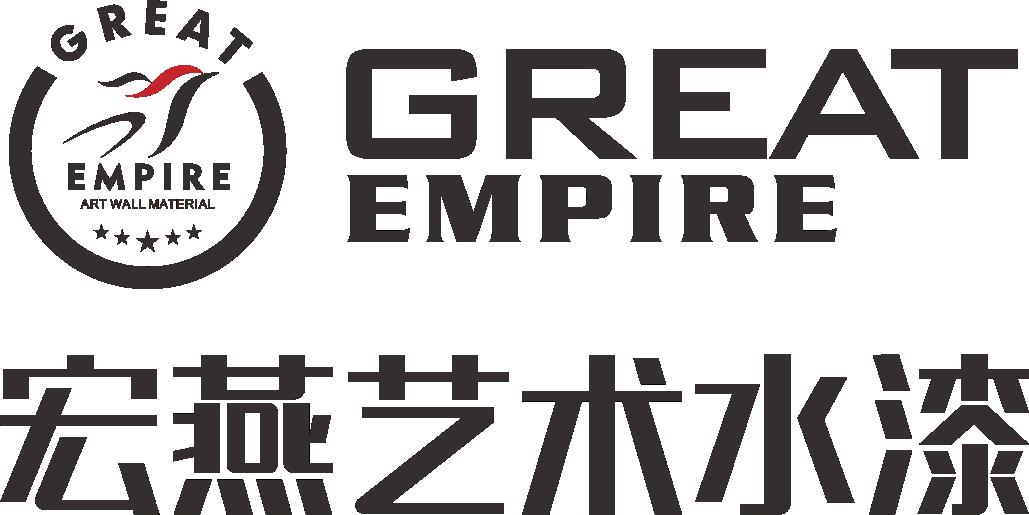 宏燕藝術水漆Logo