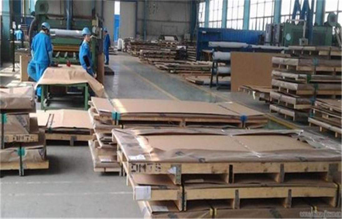 開封304不銹鋼板1.2mm 1*2米廠家經銷商