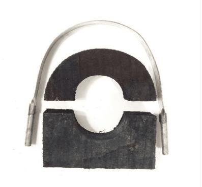 DN50管道空调木托抱箍60质量好的厂家