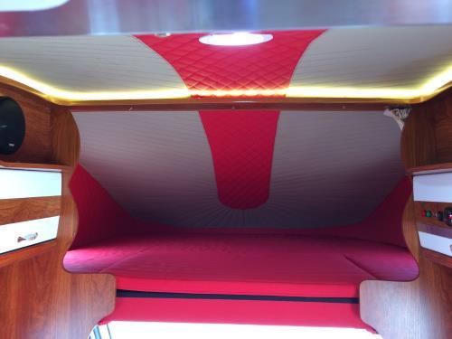 大同依维柯c型舒适版房车国六生产厂家