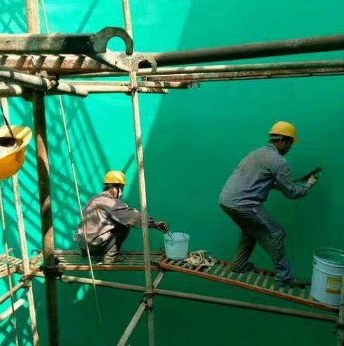 张家界环氧沥青漆价格带料施工价格