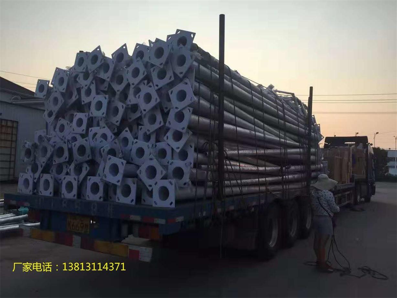 郑州18米高杆灯市场价格