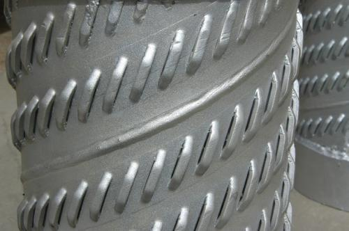 325降水井滤管新疆哈密螺旋井管厂