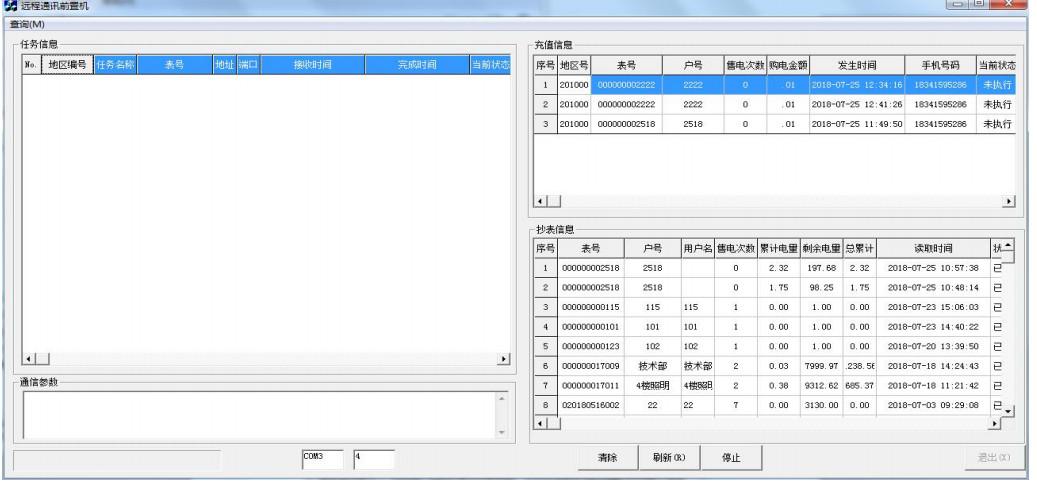 常德能源管理系统行业燕赵三相表PA194I-9S4J
