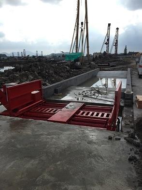吉安煤矿厂车辆冲洗平台厂家