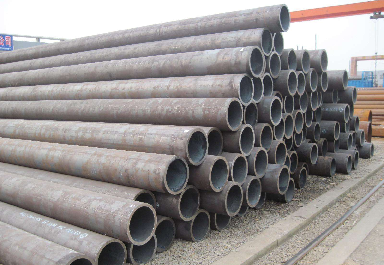 SA106C无缝钢管168*10生产厂家
