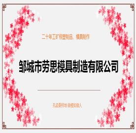 邹城市劳思模具制造有限公司Logo