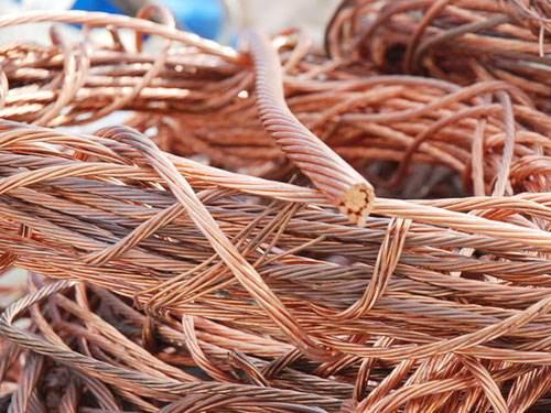 南沙区废旧金属回收公司哪里回收废电缆线