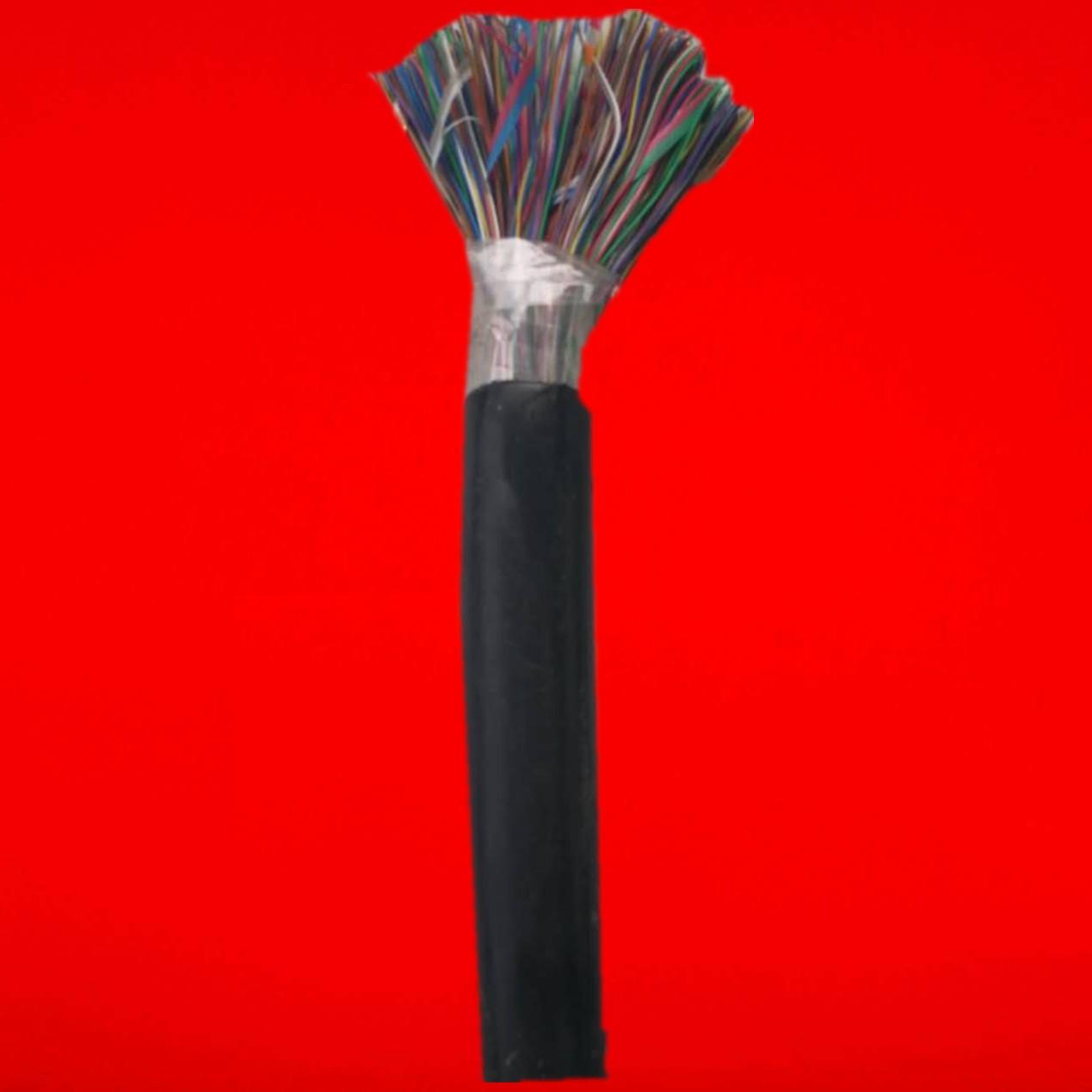 武安礦用同軸電纜MSLYFYVZ-50-9國標